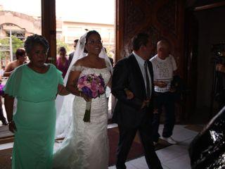 La boda de Jhare y Edgar 1