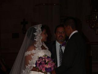 La boda de Jhare y Edgar 2