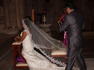 La boda de Jhare y Edgar 3