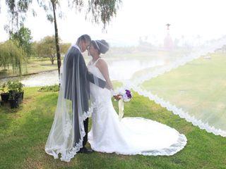 La boda de Jhare y Edgar