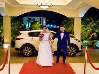 La boda de Martha y Fabián 1
