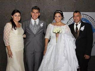 La boda de Daniela y Leonel 1