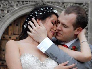 La boda de Yumahara y David 2