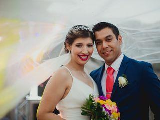 La boda de Paola y Memo
