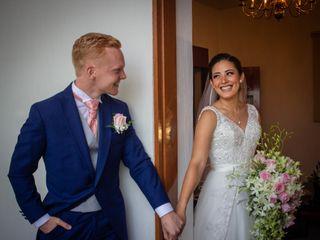 La boda de Abigail y Axel 1