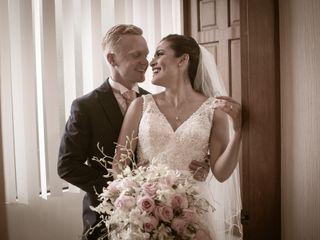 La boda de Abigail y Axel 2