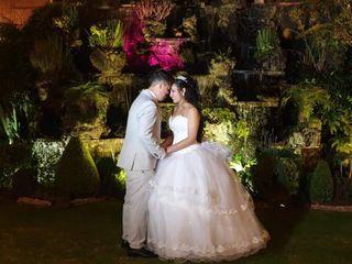 La boda de Victor y Nayeli