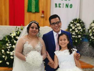La boda de Alejandra y José Juan 1