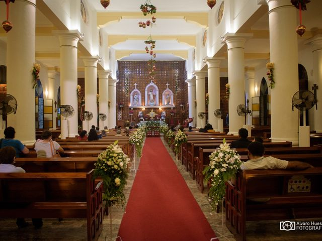 La boda de Gustavo y Jessica en Chetumal, Quintana Roo 1