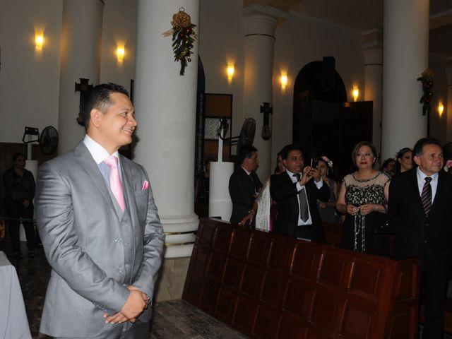 La boda de Gustavo y Jessica en Chetumal, Quintana Roo 12