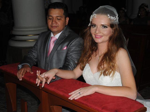 La boda de Gustavo y Jessica en Chetumal, Quintana Roo 24