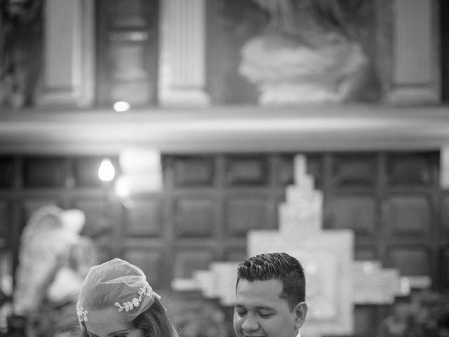 La boda de Gustavo y Jessica en Chetumal, Quintana Roo 34