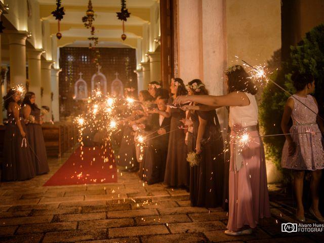 La boda de Gustavo y Jessica en Chetumal, Quintana Roo 41