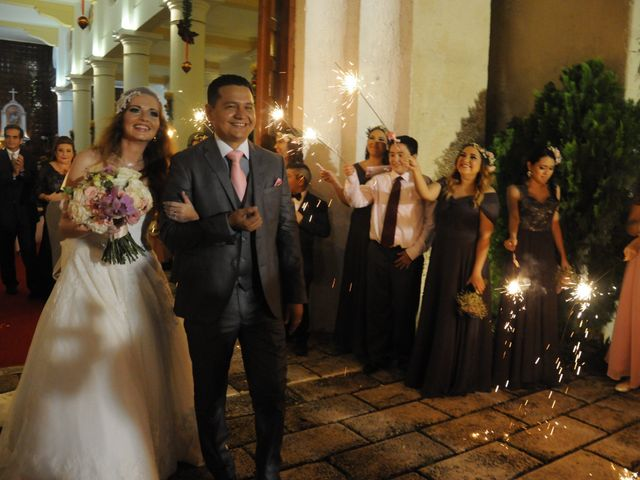 La boda de Gustavo y Jessica en Chetumal, Quintana Roo 42