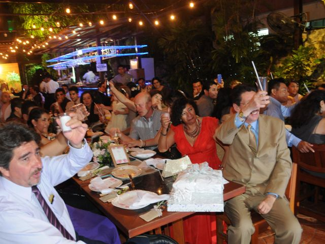 La boda de Gustavo y Jessica en Chetumal, Quintana Roo 91
