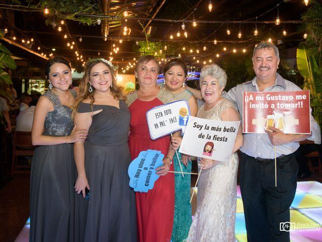La boda de Gustavo y Jessica en Chetumal, Quintana Roo 109