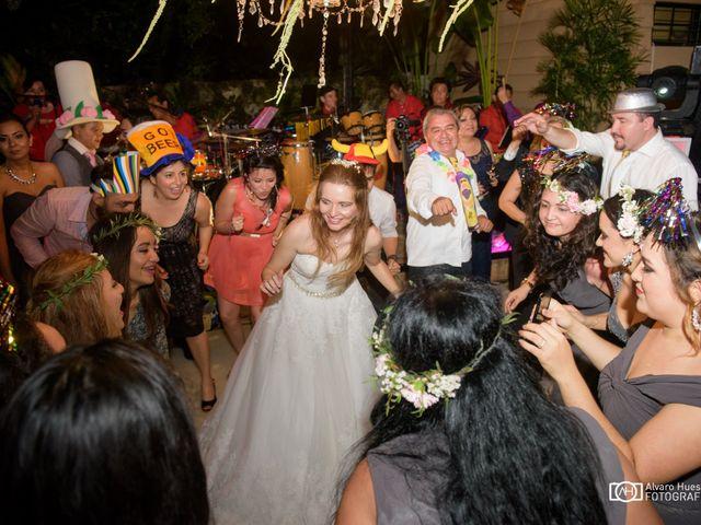 La boda de Gustavo y Jessica en Chetumal, Quintana Roo 110