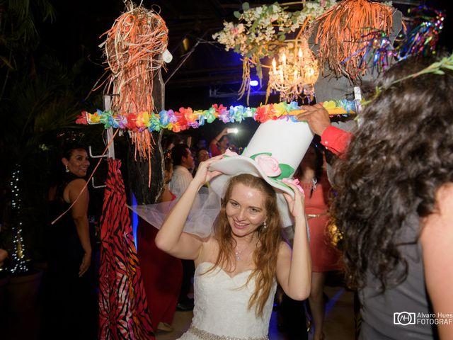 La boda de Gustavo y Jessica en Chetumal, Quintana Roo 146