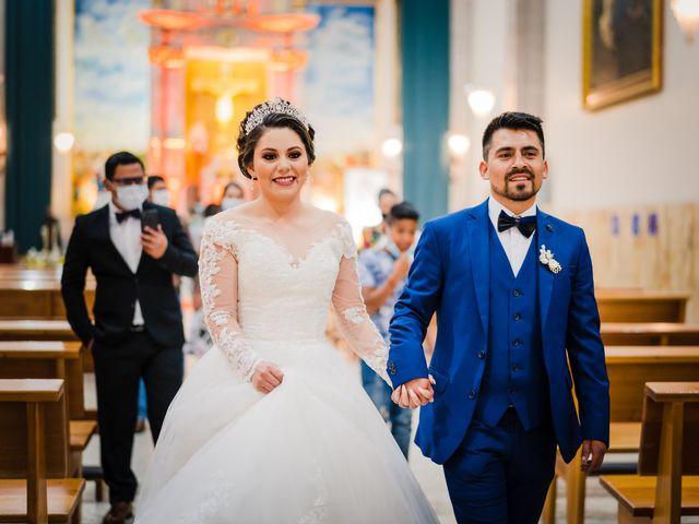 La boda de Gabriela y Nicolás