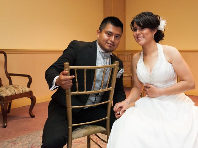 La boda de Tania y Eder