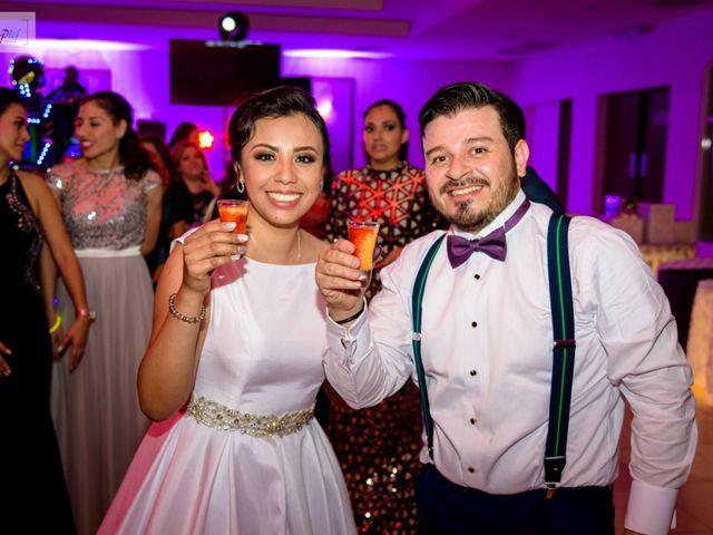 La boda de Martha y Fabián