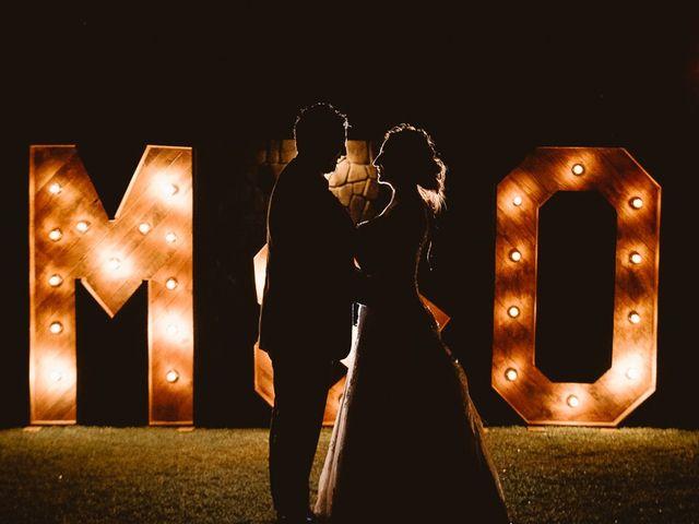 La boda de Montserrat y Oliver