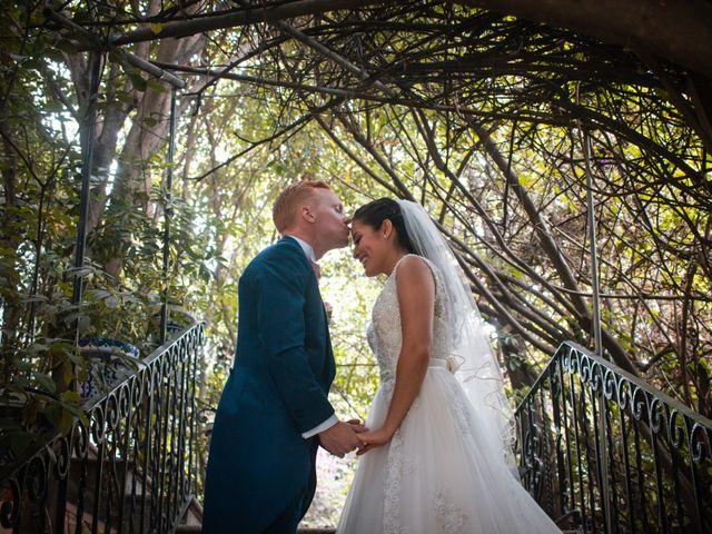 La boda de Axel y Abigail en Naucalpan, Estado México 2
