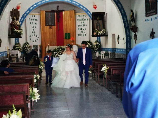 La boda de Alejandra y José Juan
