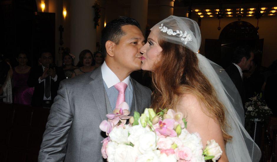 La boda de Gustavo y Jessica en Chetumal, Quintana Roo