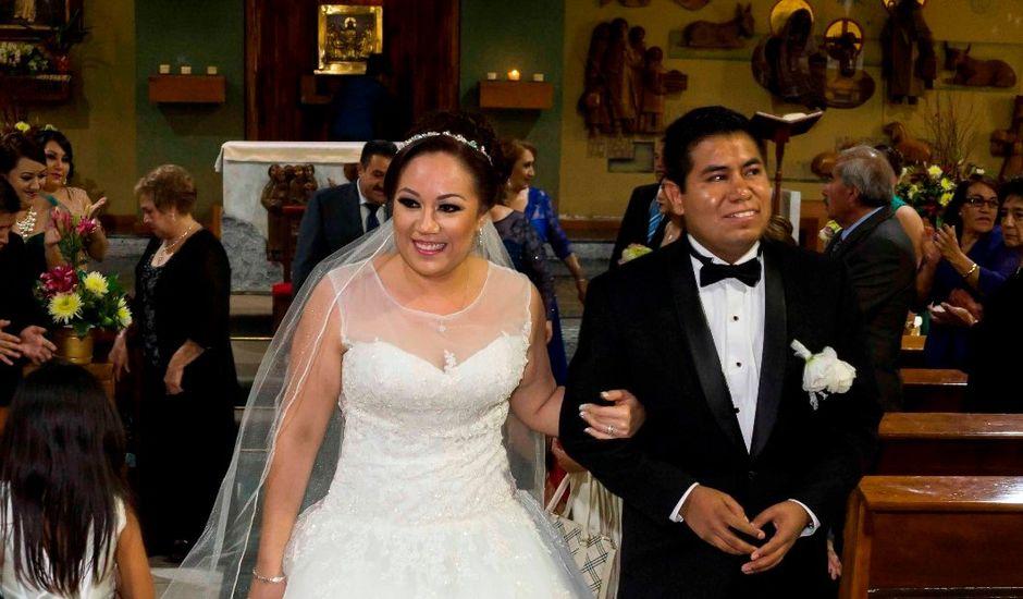 La boda de Ricardo y Miriam en Zapopan, Jalisco