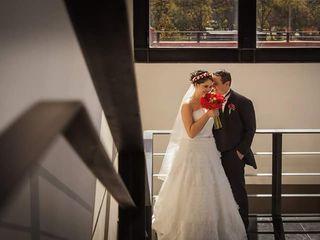 La boda de Sara  y Alán 1