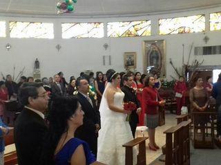 La boda de Sara  y Alán 2