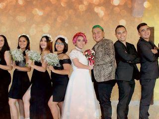 La boda de Stefany  y Carlos