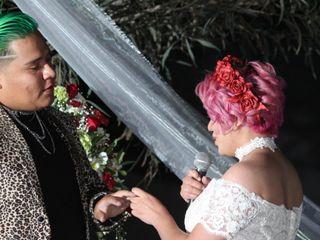 La boda de Stefany  y Carlos  3