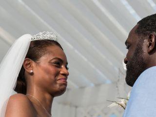 La boda de Kimberly y Rick 1
