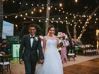 La boda de Itzel y Andres