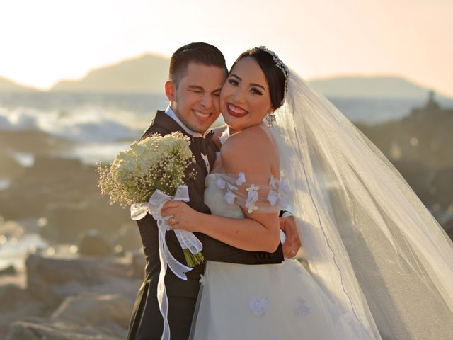 La boda de Jacqueline y Luis