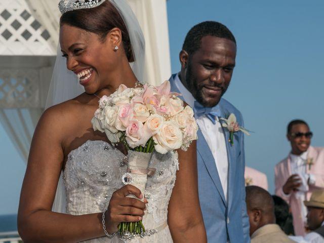 La boda de Kimberly y Rick