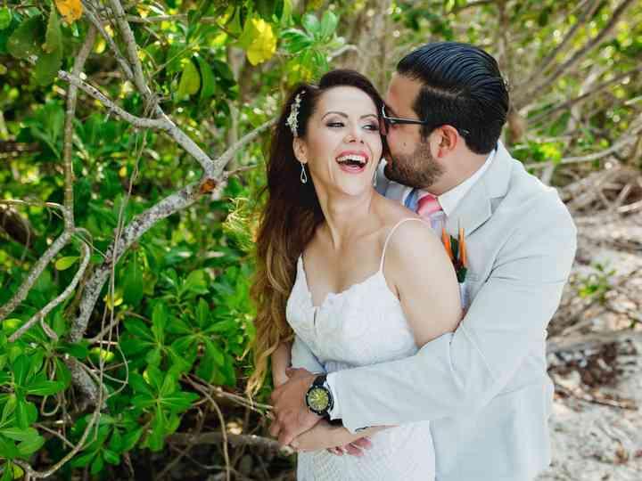La boda de Marcela y Rodrigo