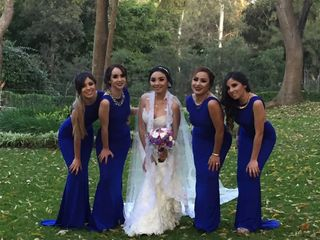 La boda de Alma González Moya y Daniel López García 3