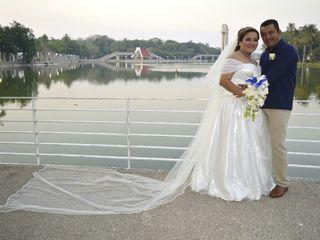 La boda de Erika Viridiana y Juan Luis