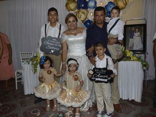 La boda de Erika Viridiana y Juan Luis 3