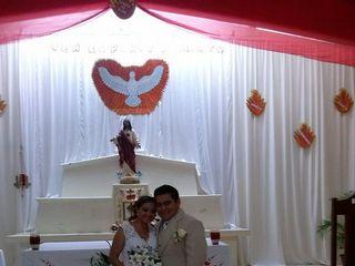 La boda de Gameba y Miguel 1