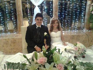 La boda de Melissa  y Israel