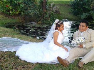 La boda de Gameba y Miguel