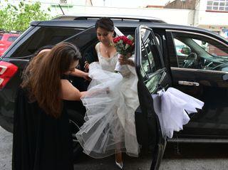 La boda de Magali y Ismael 1