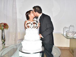 La boda de Magali y Ismael