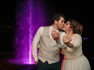 La boda de Isa y Armando