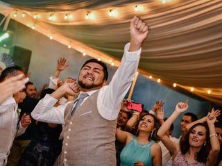 La boda de Cynthia y Jonathan  1