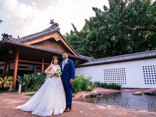 La boda de Cynthia y Jonathan